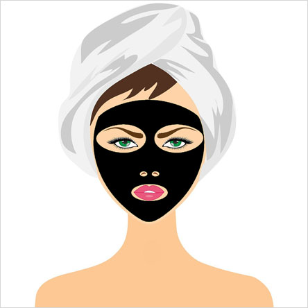 schwarze maske gegen mitesser peel off black mask gesichtsmaske im test. Black Bedroom Furniture Sets. Home Design Ideas
